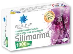 Helcor Silimarina 1000 mg, 30 capsule