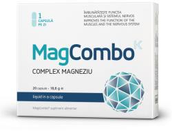 Visislim MagCombo Complex Magneziu 940 mg, Visislim, 20 capsule