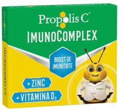 Fiterman Pharma Propolis C ImunoComplex, 20 comprimate, Fiterman