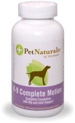 Pet Naturals K-9 Complete Motion 60 Tab Supliment Nutritiv Caini