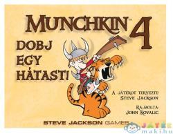 Delta Vision Munchkin 4 - Dobj Egy Hátast