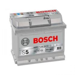 Bosch Silver Plus S5 12V 52Ah 520A Jobb+ (0092S50010)