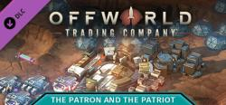 Stardock Entertainment Offworld Trading Company The Patron and the Patriot DLC (PC)