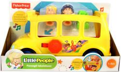 Fisher-Price Little People - Fecsegő iskolabusz (CBL60/CBP47)