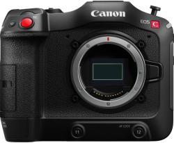 Canon EOS C70 + 35mm