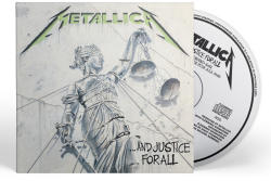 Metallica And Justice For All 2018 remaster digipack (cd)