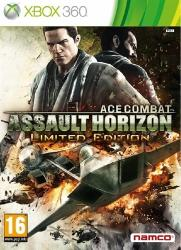 Namco Bandai Ace Combat Assault Horizon [Limited Edition] (Xbox 360)