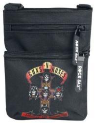 Guns N' Roses Appetite For Destruction Geantă crossbody Negru (BBGNRAPP01)