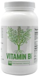 Universal Nutrition Complex Vitamina B - 100 tabs