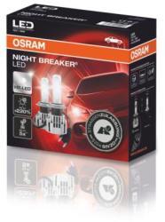 OSRAM Night Breaker H7 19W LED készlet 64210DWNB 6000K +220% StVZO engedély