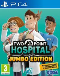 SEGA Two Point Hospital [Jumbo Edition] (PS4)