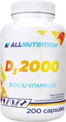 ALLNUTRITION Vitamin D (200 caps. )