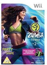 Majesco Zumba Fitness 2 (Wii)