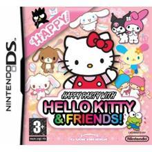 Nintendo Happy Party with Hello Kitty & Friends! (Nintendo DS)