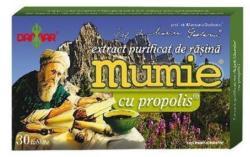 Damar Mumie-extr Rasina+propolis 30cps