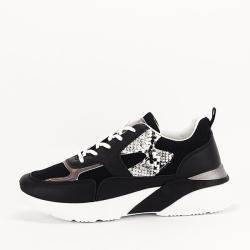 SOFILINE Sneakers negru Fabia (3476 BLACK -38)