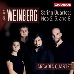 Arcadia Quartet Weinberg String