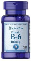 Puritan's Pride Vitamin B-6 100 mg 100 tab