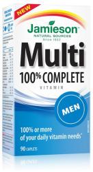 Jamieson Multi 100% Vitamine pentru barbati, Jamieson, 90 cpr