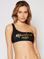 Moschino Bikini partea de sus 5721 5169 Negru Costum de baie dama