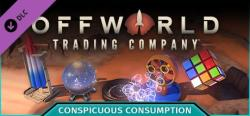 Stardock Entertainment Offworld Trading Company Conspicuous Consumption DLC (PC)