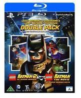 Warner Bros. Interactive Double Pack: LEGO Batman 2 DC Super Heroes + The Movie (PS3)