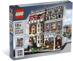 LEGO City - Exclusive - Kisállat kereskedés (10218)