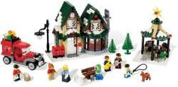 LEGO City - Exkluzív - Téli postahivatal 10222