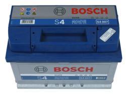 Bosch S4 12V 72Ah Jobb+ 0092S40070