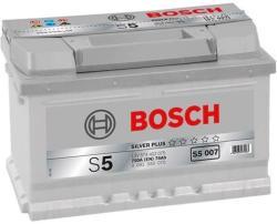 Bosch Silver Plus S5 74Ah 750A Jobb+ (0092S50070)