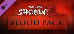 SEGA Shogun 2 Total War Blood Pack DLC (PC)
