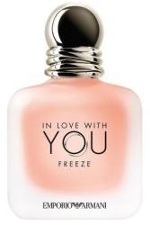 Giorgio Armani Emporio Armani In Love With You Freeze EDP 100ml Tester