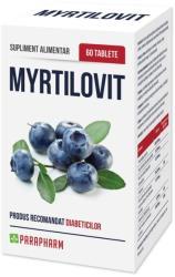 Parapharm Myrtilovit, 60 tablete, Parapharm - drmax