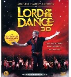 MICHAEL FLATLEY LORD OF THE DANCE 2011 (Blu Ray 3D)