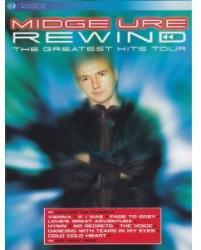 Midge Ure Rewind : The Greatest Hits Tour (dvd)