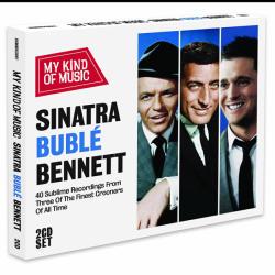 Michael BubleFrank Sinatra Sinatra, Buble, Bennett (2cd)