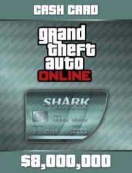 Rockstar Games Grand Theft Auto Online Megalodon Shark Cash Card (PC)