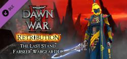 SEGA Warhammer 40,000 Dawn of War II Retribution Farseer Wargear DLC (PC)