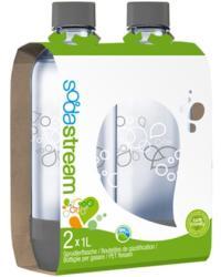 SodaStream PALACK GREY 40017358 PET DUO 0, 9L (PALACK GREY 40017358)