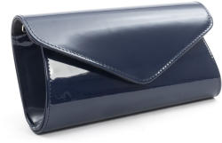 Real Leather Plic butoias cu colt bleumarin