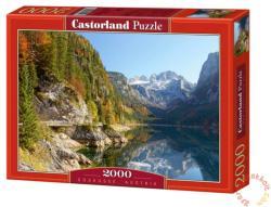 Castorland Gosausee, Ausztria 2000 db-os (200368)