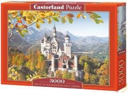 Castorland Neuschwanstein-i kastély 3000 db-os (300013)