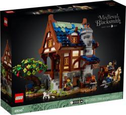 LEGO Ideas - Középkori kovács (21325)