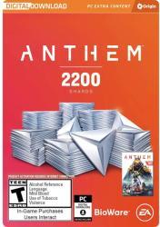 Electronic Arts Anthem 2200 Shards (PC)