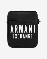 Armani Exchange Чанта за през рамо Armani Exchange | Cheren | МЪЖЕ | UNI - bibloo - 147,00 лв