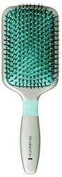 Remington Perie Remington Shine Therapy Paddle Brush B80P, Argintiu/Verde