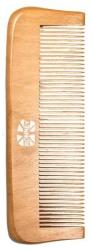 Ronney Professional Pieptene pentru păr - Ronney Professional Wooden Comb 120