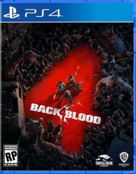 Warner Bros. Interactive Back 4 Blood (PS4)
