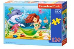 Castorland A Kis Hableány 120