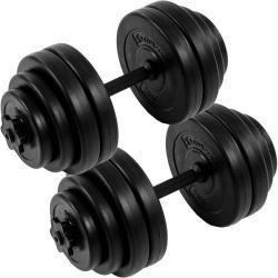 MOVIT Egykezes súlyzó szett MOVIT® - 30 kg - idilego